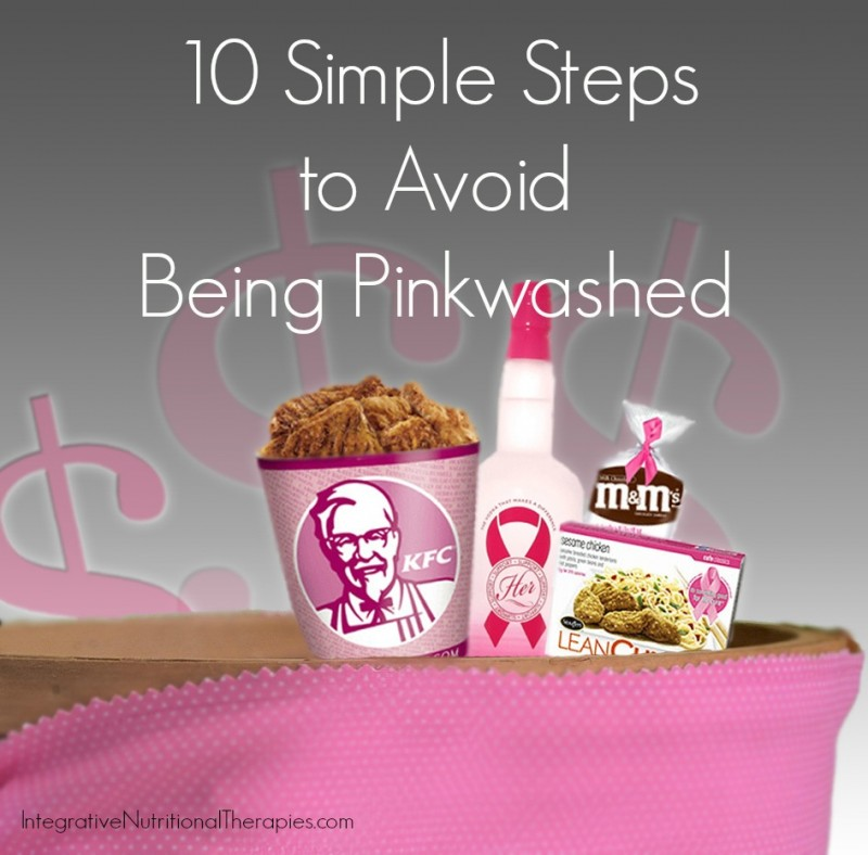 10 Simple Steps to Avoid Being Pinkwashed
