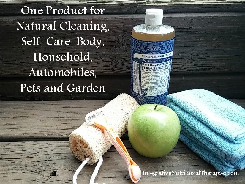 One Product For Natural Cleaning