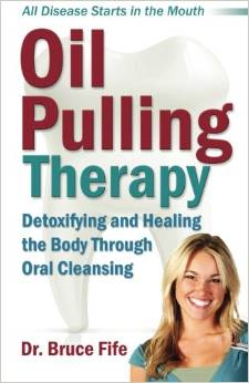 oil pulling book