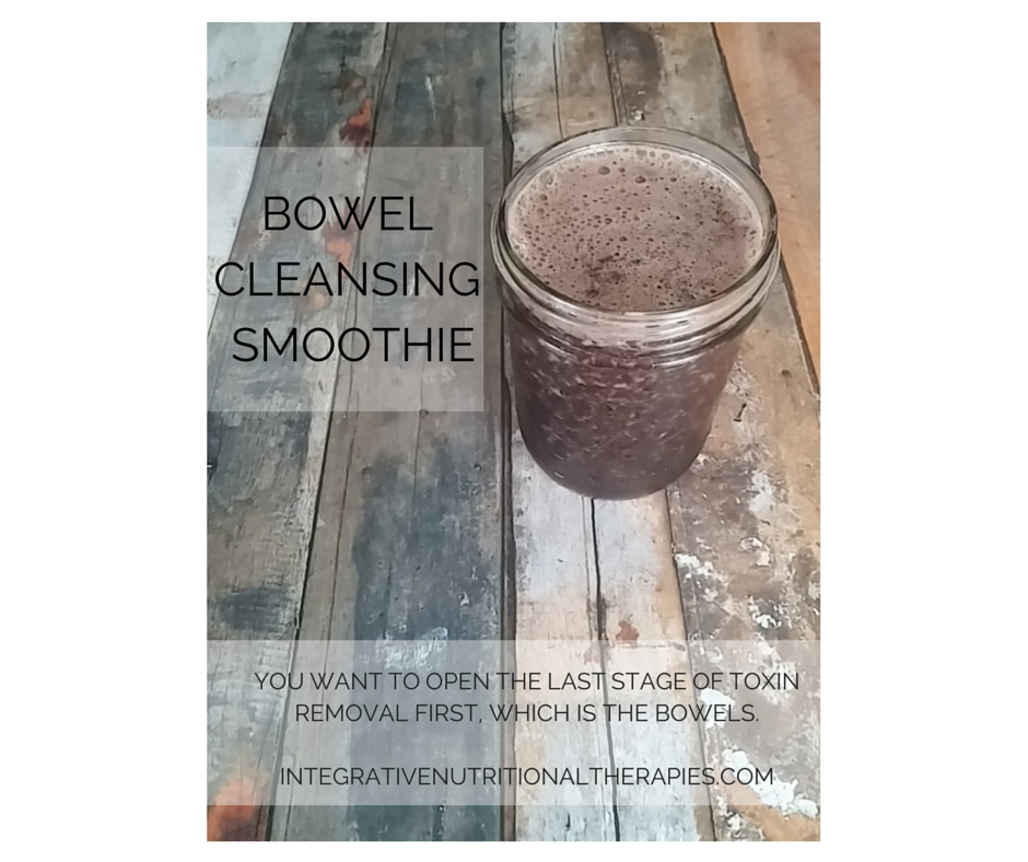 Bowel Cleanse Tall