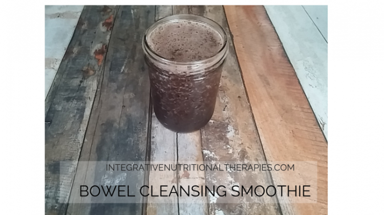 Bowel Cleansing Smoothie