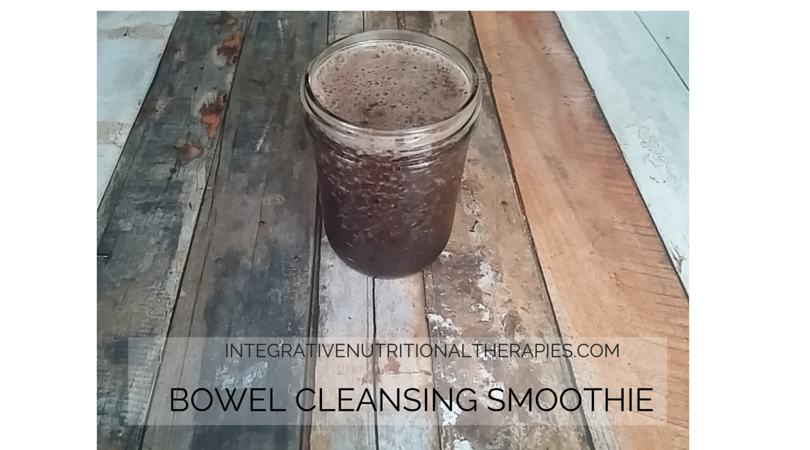 Bowel Cleansing Smoothie (1)