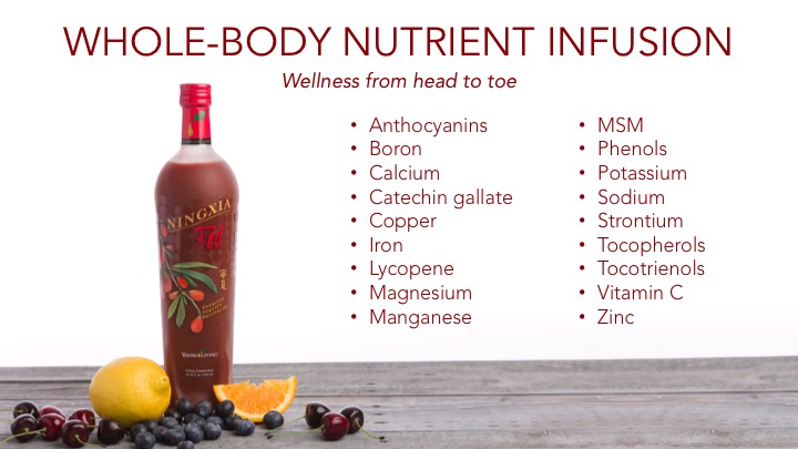 Wolfberry Anti-Oxidant, Anti-Inflammatory & Anti-Aging Superfood: NingXia Red
